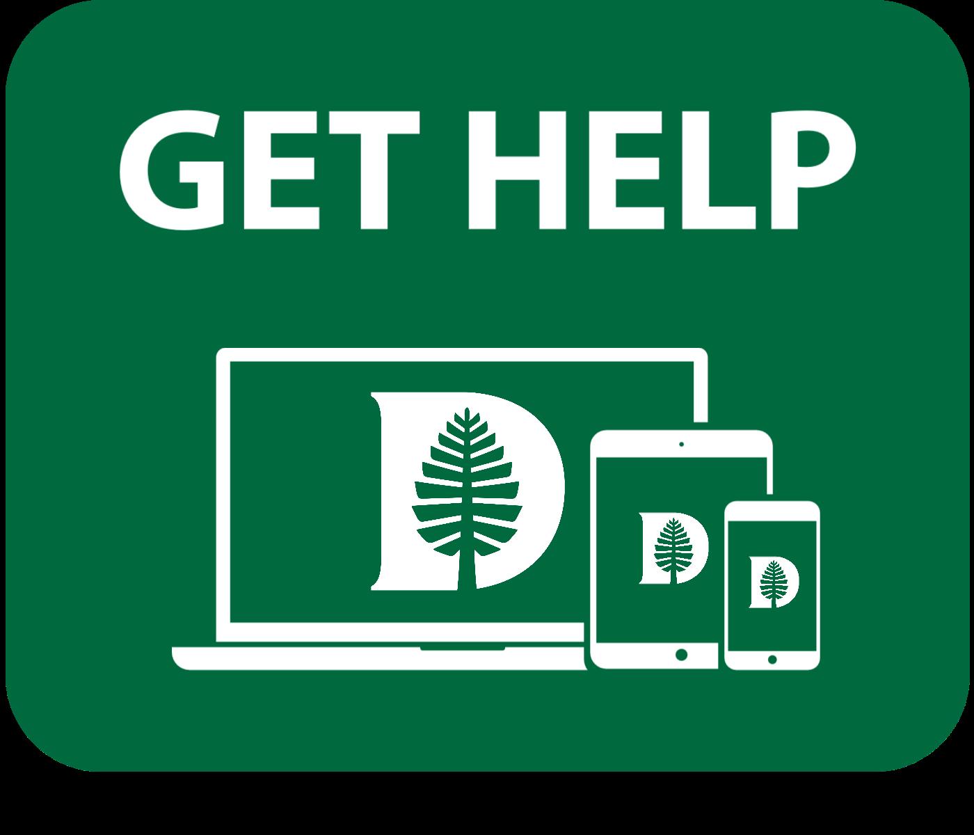 Get Technology Help